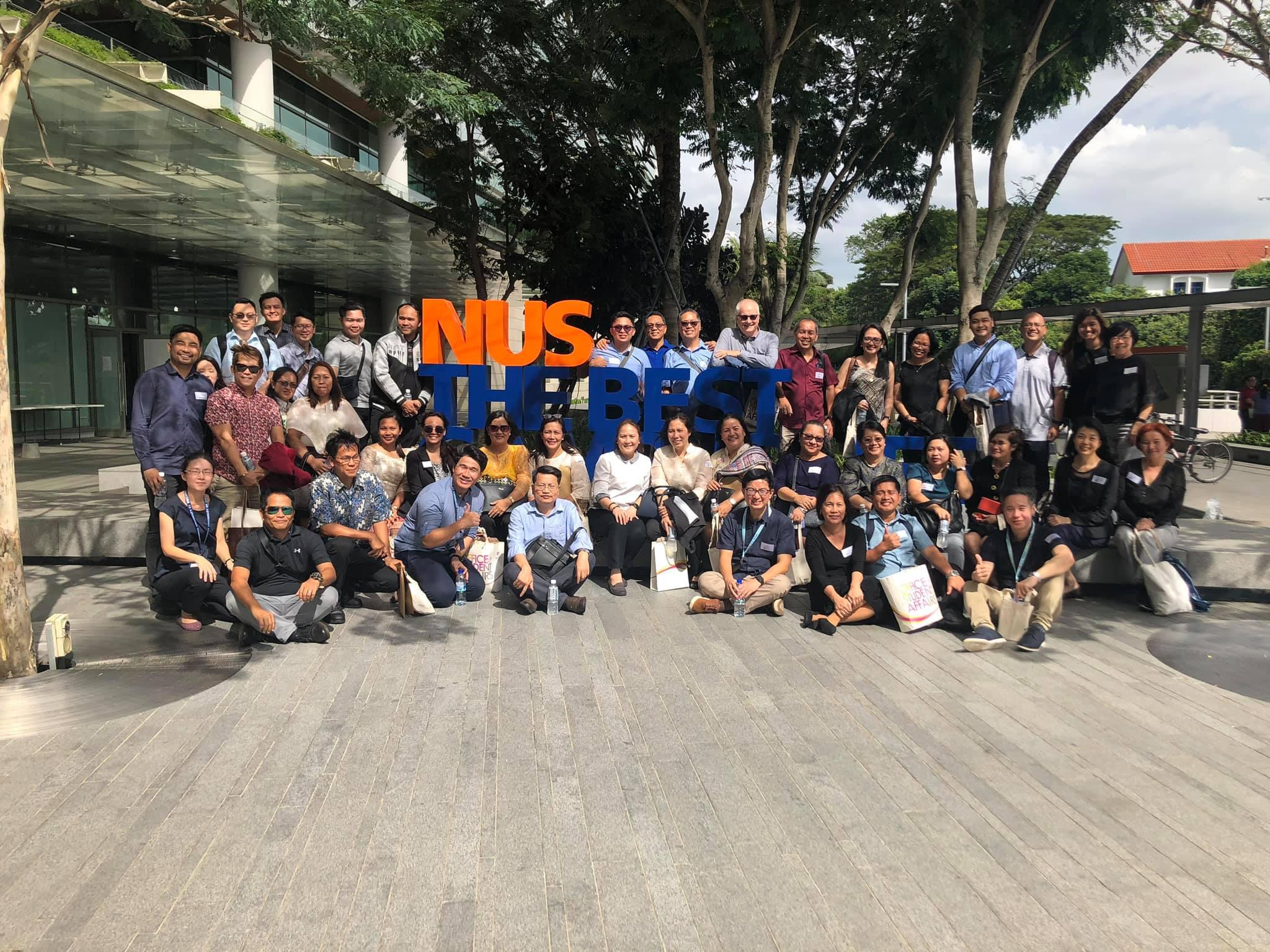 ISA_Singapore Study Visit 2019